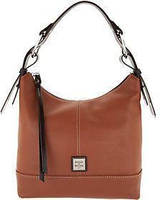 fcec8be7e921 Dooney & Bourke Pebble Leather Hobo Handbag- Gracie.........love my Dooney  and Bourke