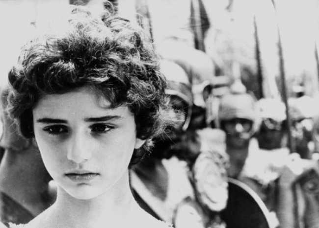 Iphigenia (film) SMYRNA SO BEAUTIFUL AS IPHIGENIA BOTH SUCRIFICED Tatiana