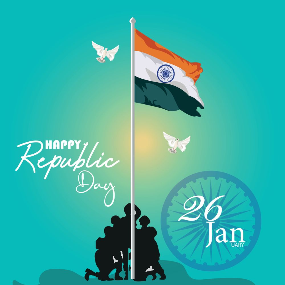 Happy Republic Day 2021 Images Sms Quotes Wishes Wallpapers Shayri Messages In 2021 Republic Day Republic Day Message Republic Day Status Happy republic day india 2021 wishes