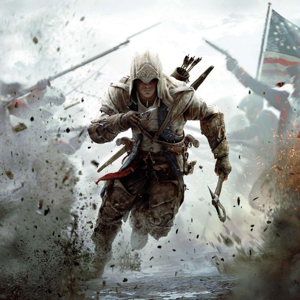 Assassin S Creed 3 Wallpaper Assassins Creed Game Assassin S Creed Wallpaper Assassins Creed Art