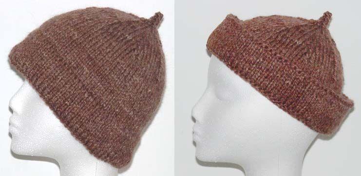 1e32205a334 Free Knitting Pattern  Monmouth Cap