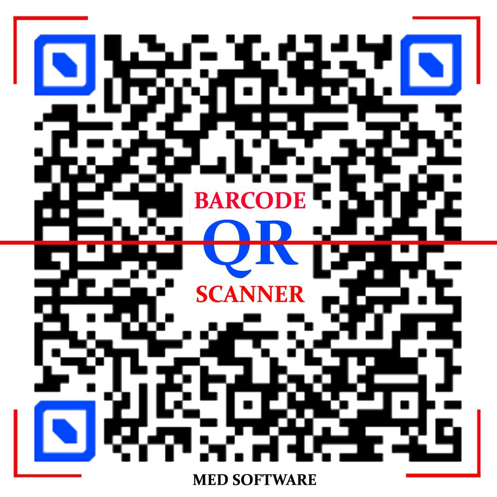 Square Code and Barcode Reader is a modern square code and