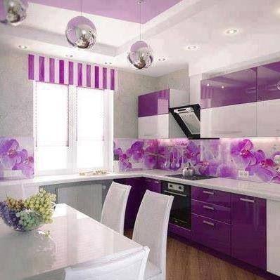Purple   For aliens (different cute stuff)   Pinterest   Küche