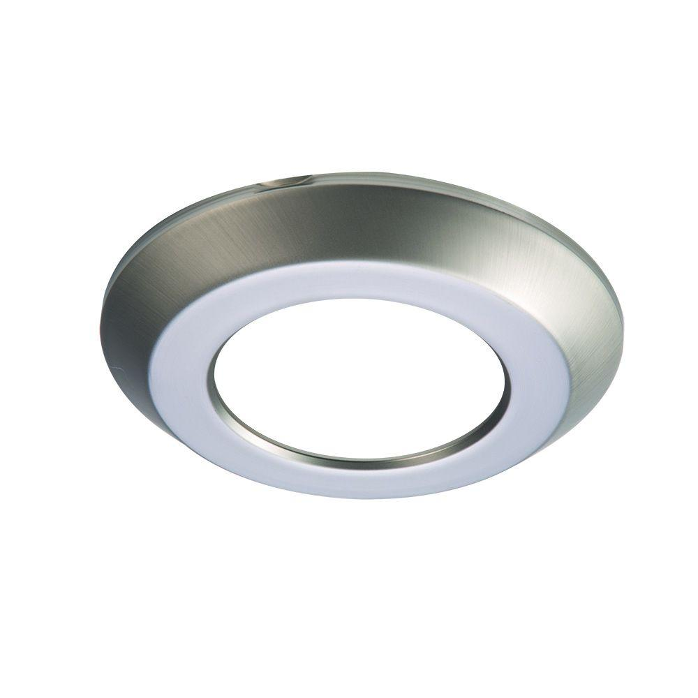 Recessed Lighting Trim Rings Halo Sld 4 Insatin Nickel Recessed Lighting Retrofit Replaceable