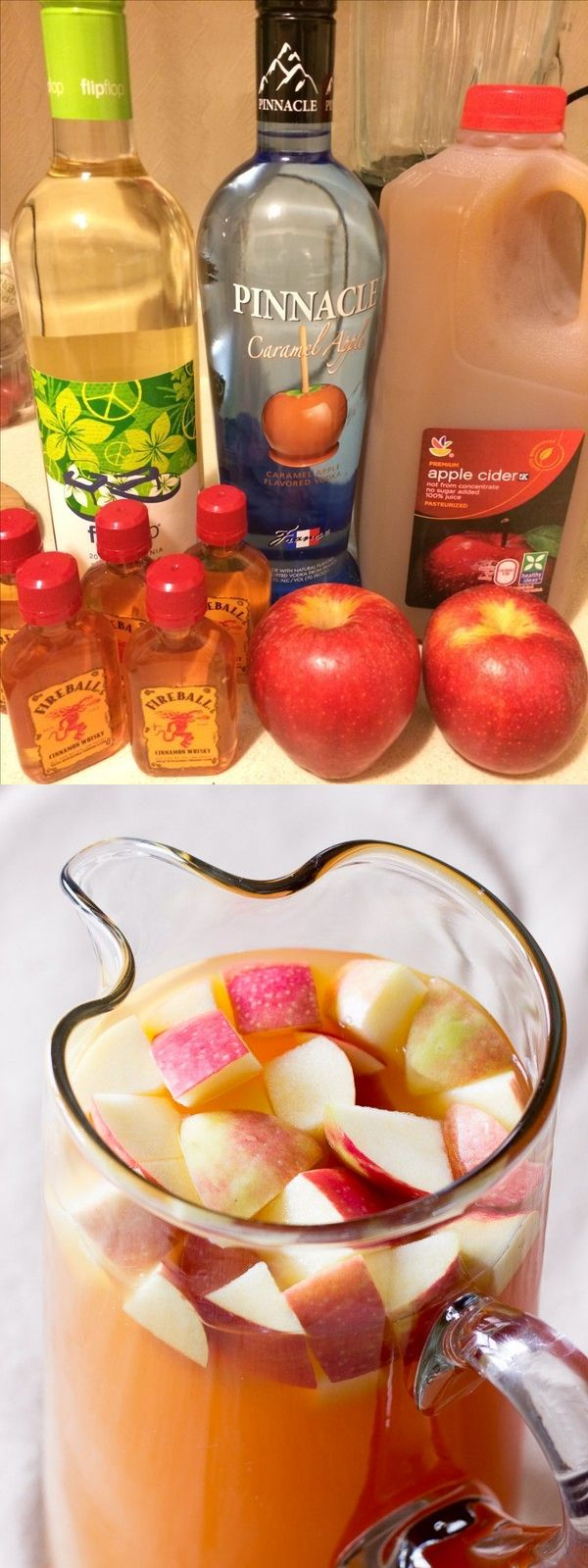 Take A Look At These Awesome Wine Tips Mixed Drinks Recipes Caramel Apple Sangria Apple Sangria