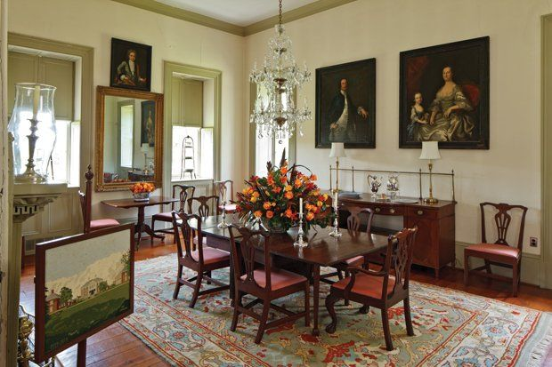 Colonial Classic | Classical interior design, Antebellum ...