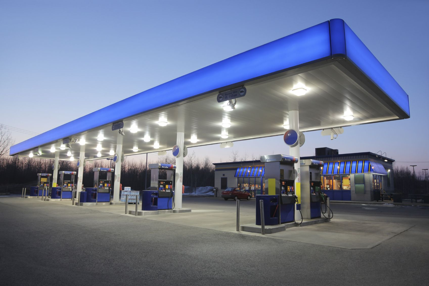 Pin By Anna Acunto On Sticker Gas Station Petrol Station Full Service Gas Station