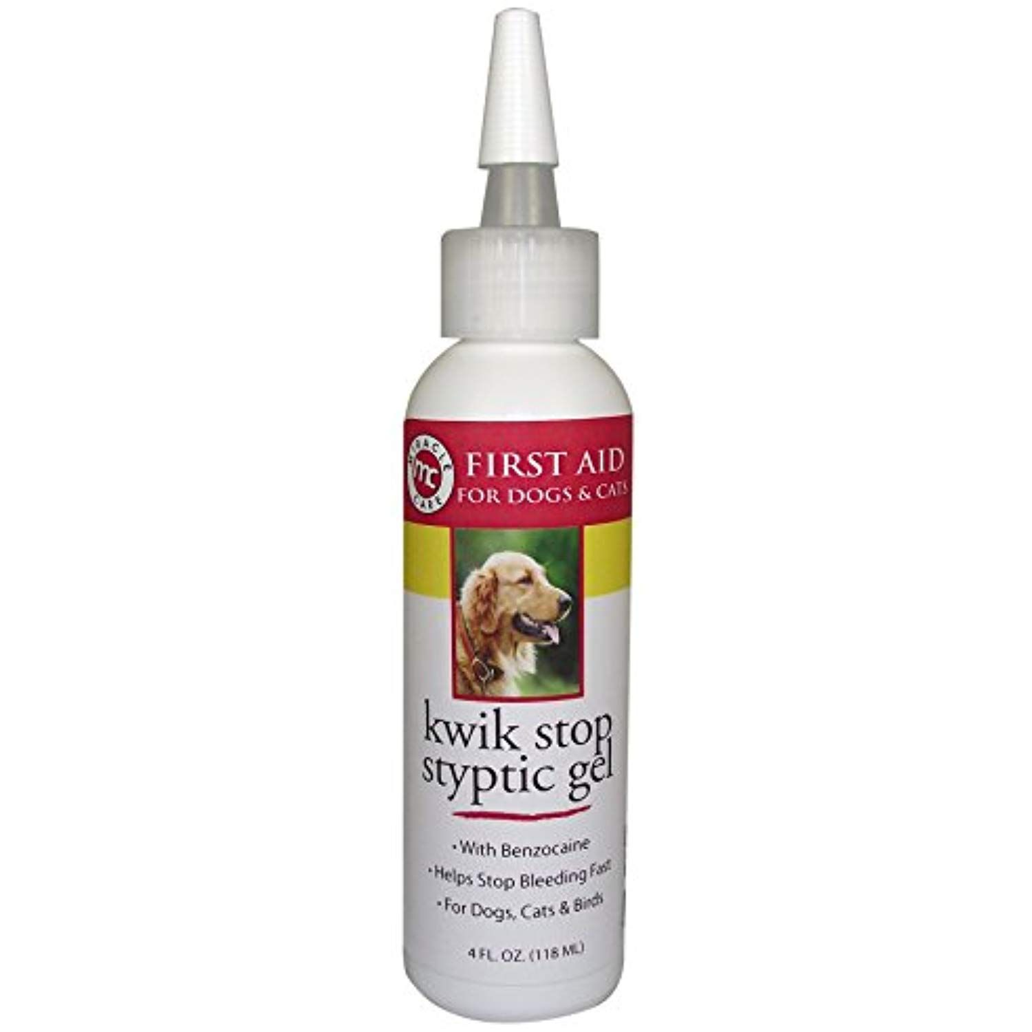Miracle Care by Miraclecorp/Gimborn 4Ounce KwikStop