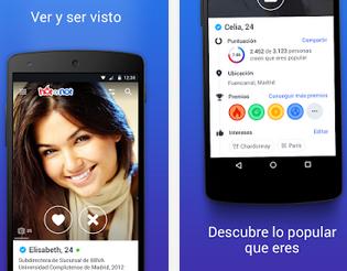 Bado Mobili ~ Descargar hot or not badoo android tus contactos online