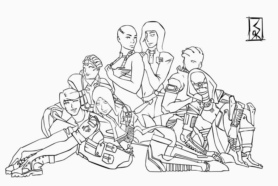 Mass Effect Coloring Book Beautiful Mass Effect Turian Coloring Pages Coloring Pages Enchanted Forest Coloring Book Cat Coloring Book Owl Coloring Pages