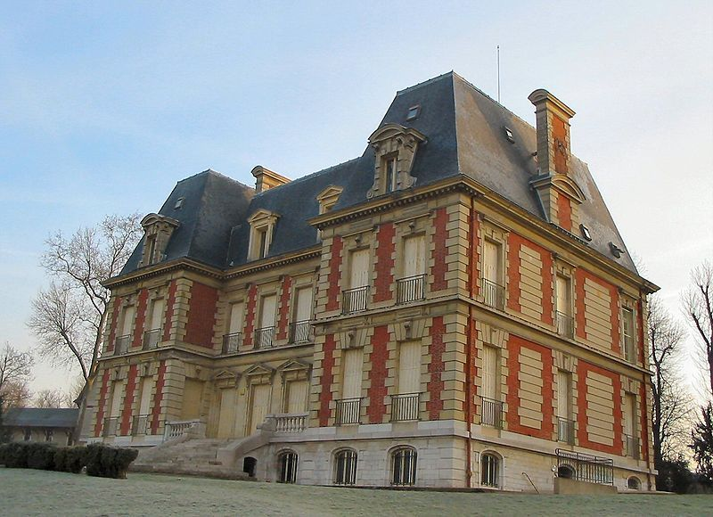 File:Brunoy-cmcl.JPG | Ile de france, Château, Municipale