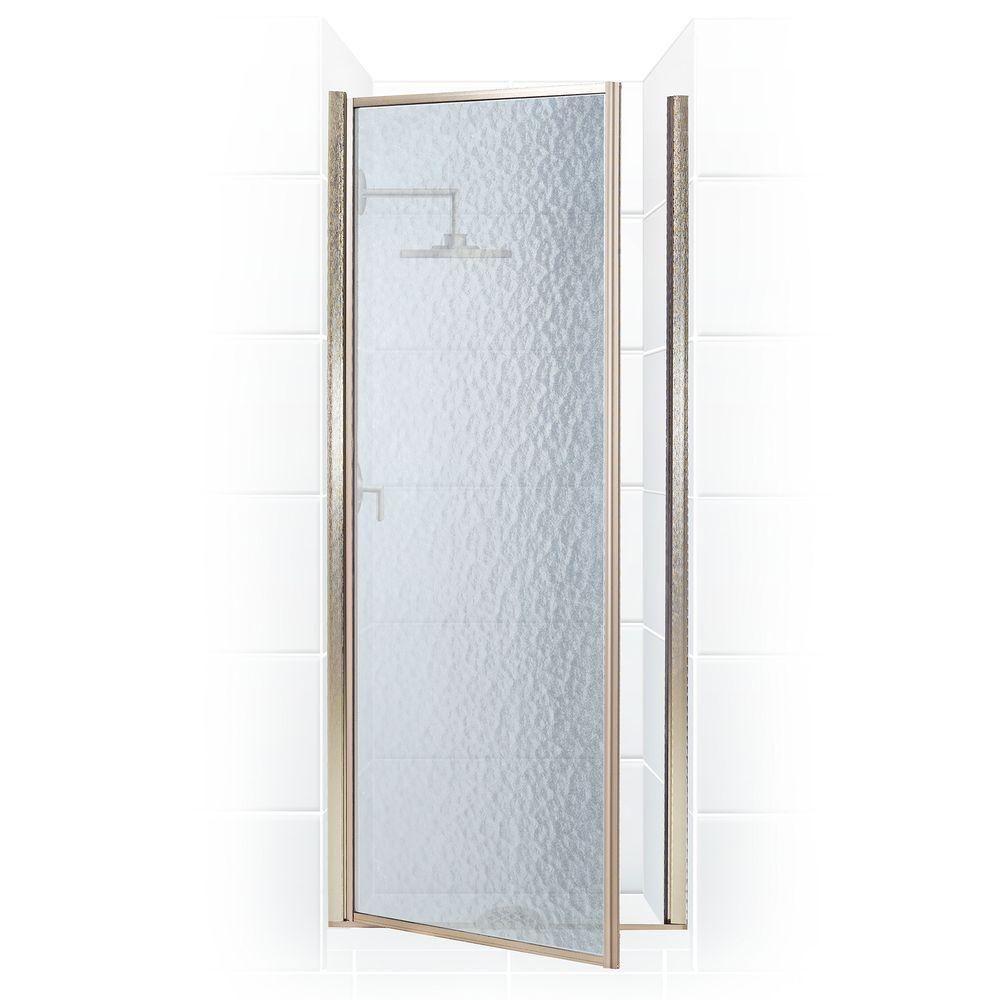 Coastal Shower Doors Legend Series 33 In X 64 In Framed Hinged