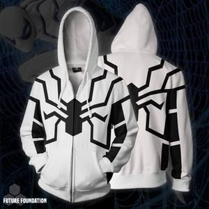 44dd3bdbc Future Foundation Spider Man Zip Up Hoodie Only $5.99 for Worldwide  Shipping & Handling This item is NOT available in other stores FREE  SHIPPING on orders ...