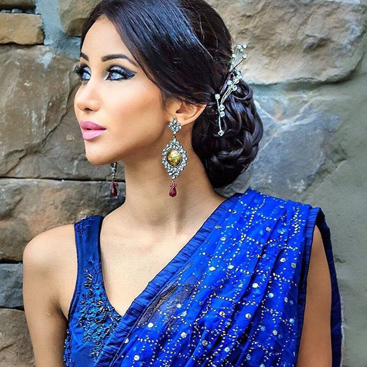 Pin by Jassi Kaur on Make up Indian bride, Mac eyeshadow