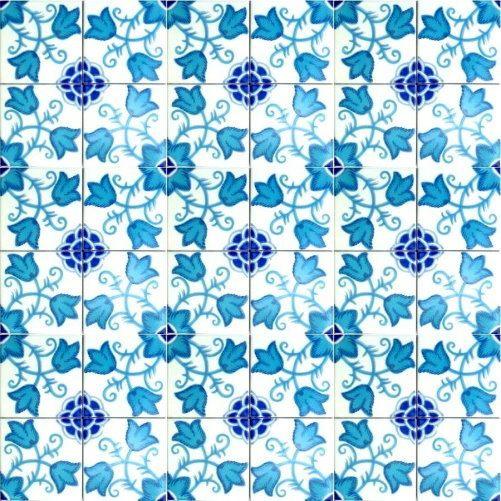 DEKORATIVE KeramikFliesen Akzent Mosaik Hand von tunisiandecor ...