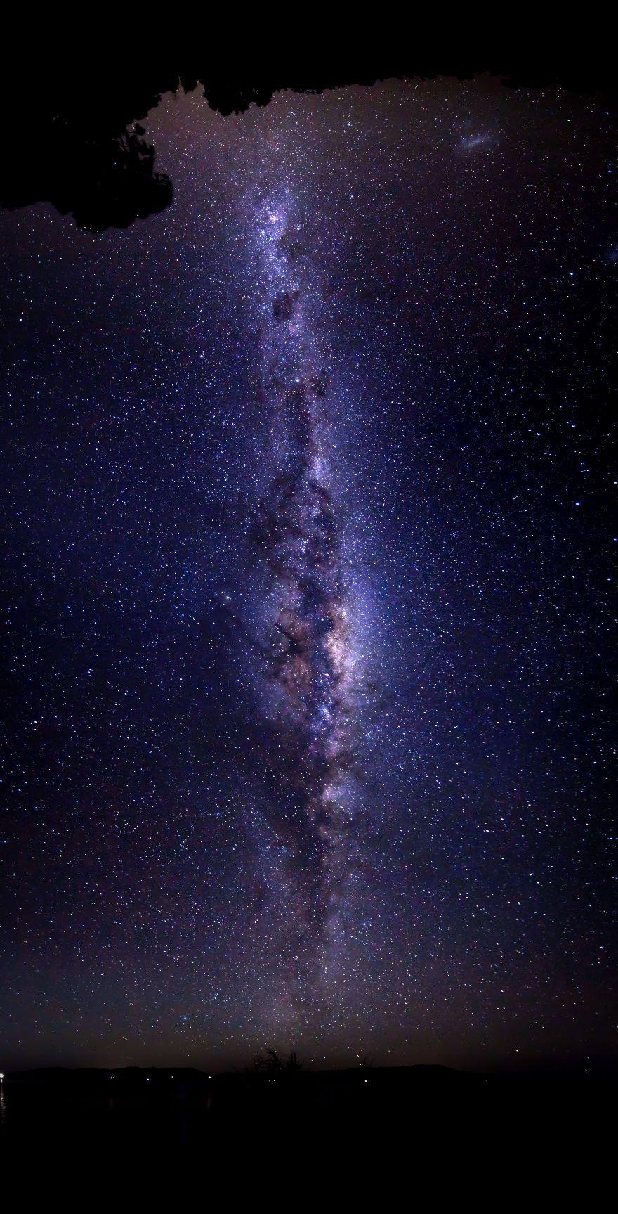 belles photos du ciel la nuit toiles fond d 39 cran pinterest photographie magnifique. Black Bedroom Furniture Sets. Home Design Ideas