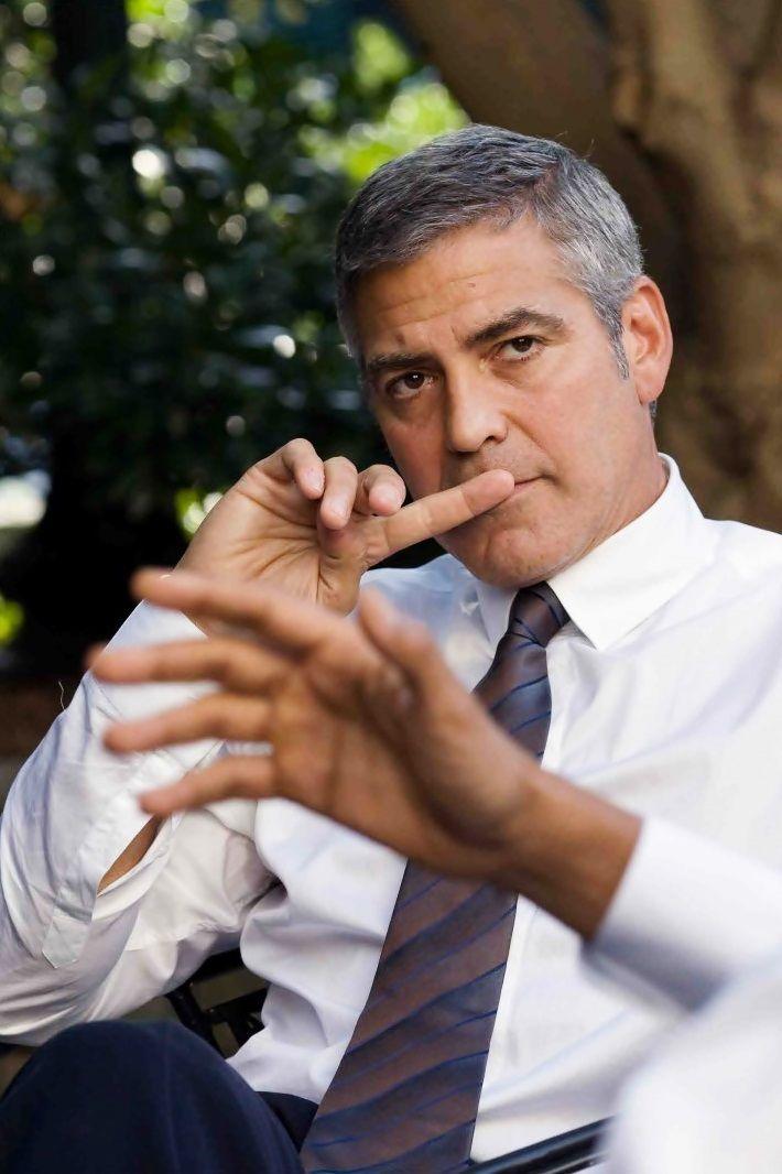 George Clooney Jorge Clooney George Clooney E Look