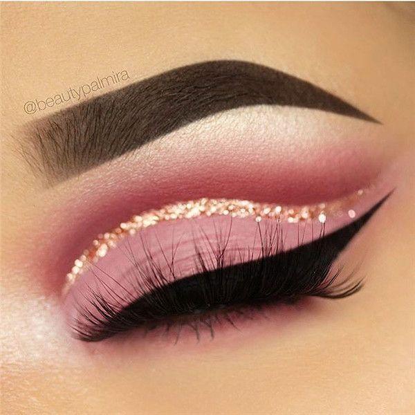 14 Shimmer Eye Makeup Ideas for Stunning Eye - Double The Eyeliner