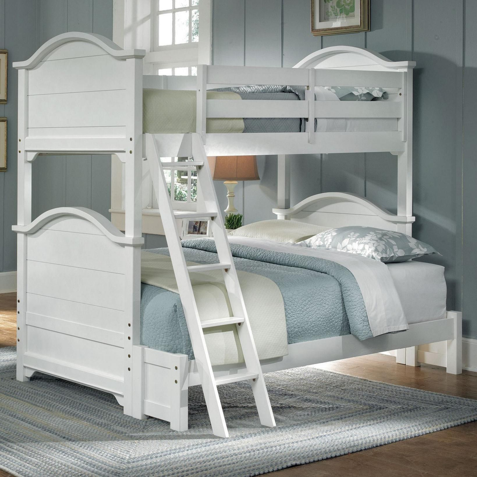 Hamilton Franklin Bunk Bed By Vaughan Bassett Johnny Janosik