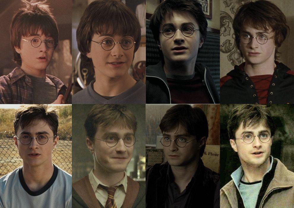 Harry Potter Daniel Radcliffe Daniel Radcliffe Harry Potter Harry Potter Cast Harry Potter Actors