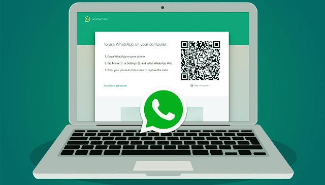 تحميل برنامج واتساب ويب النسخة الرسمية للكمبيوتر والماك الإصدار الأخير Whatsapp Web 2020 Computer Electronic Products Electronics