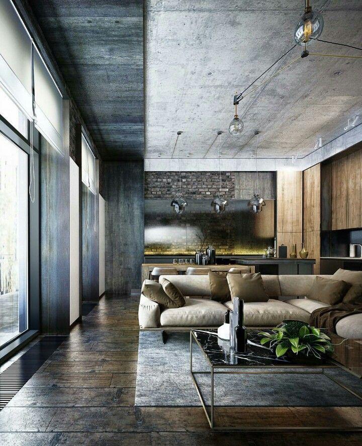 Pin by Nattikorn on Living room   Pinterest   Interiors ...