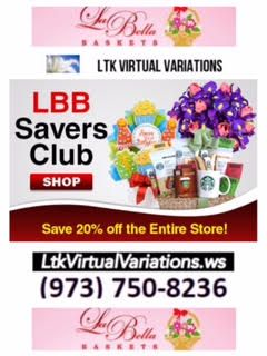 Free Sign Up  Labella Baskets Annual Savers Club Enrollment Form