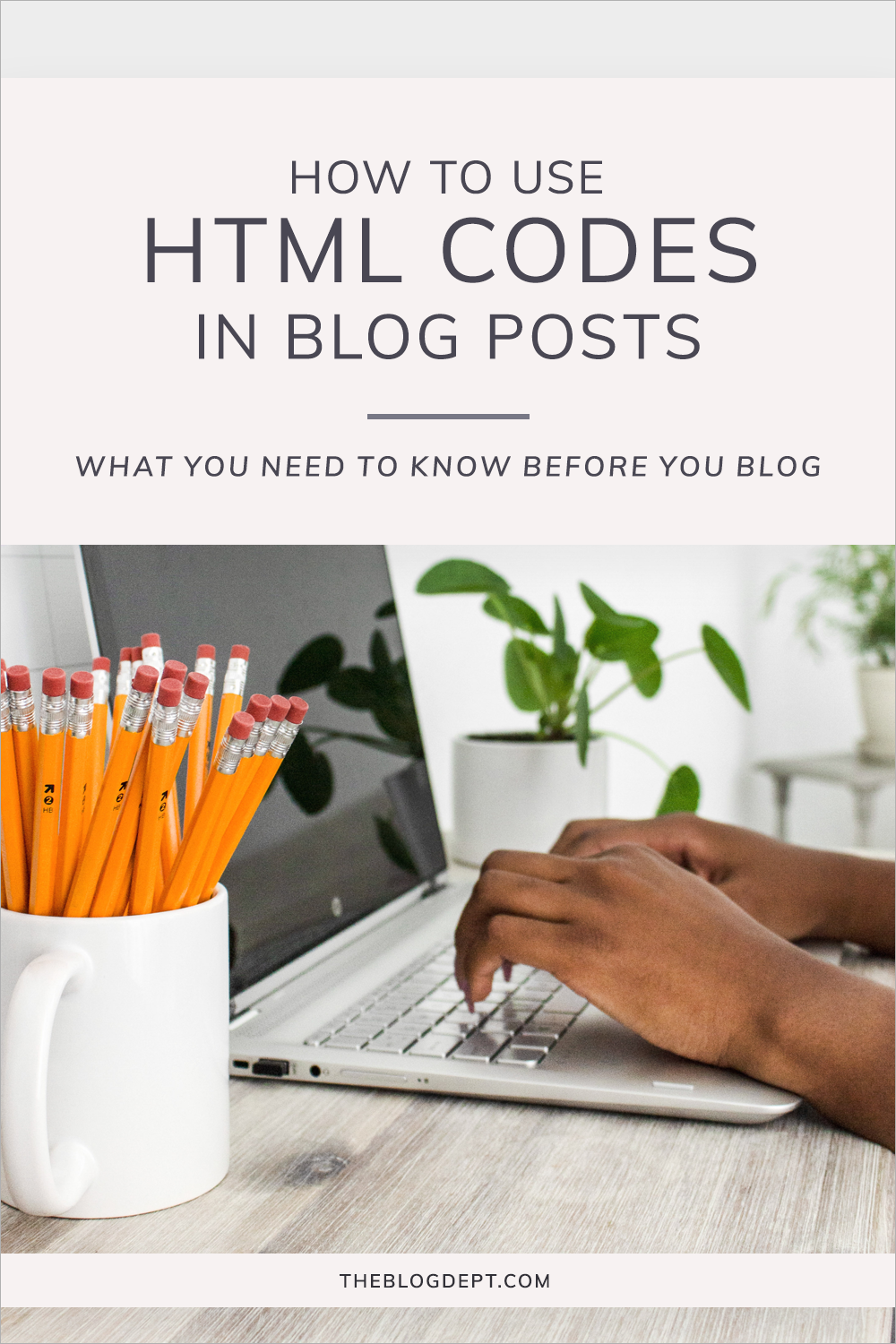 How to use HTML in blog posts What you need to know