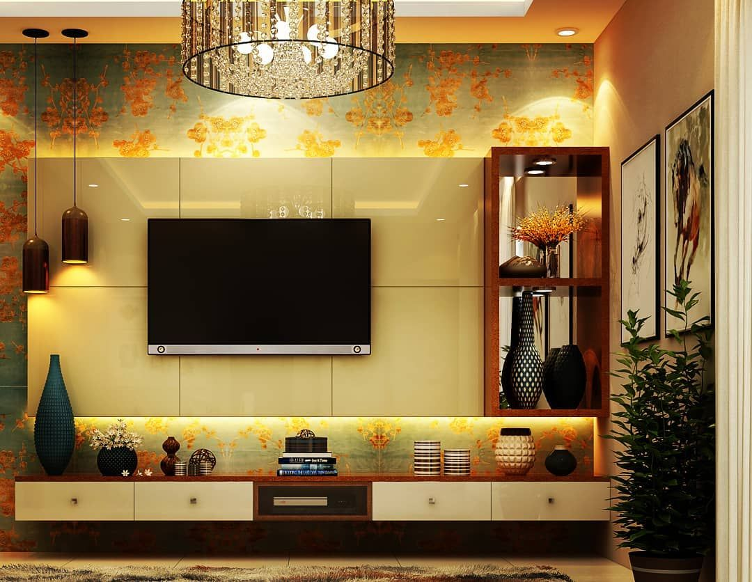 Interior Design Bangalore Interior Interiorsbangalore Interiordesign Interiordesigner Homein Living Room Tv Unit Designs Tv Unit Decor Wall Tv Unit Design