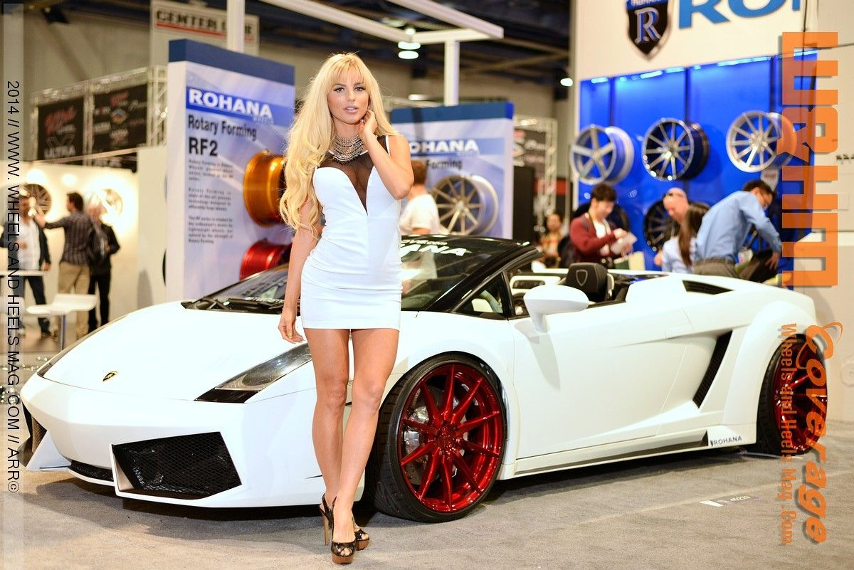 Jessica Lamborghini