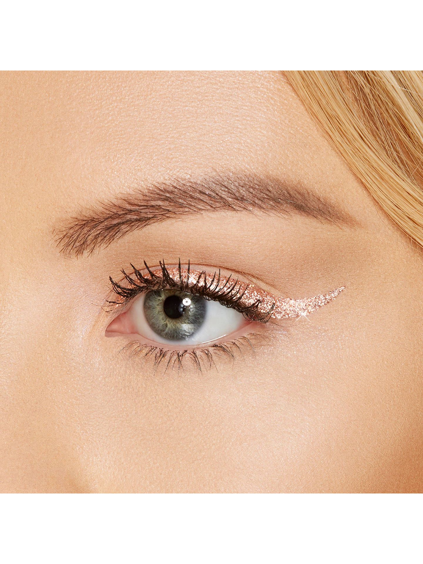 Too Faced Glitter Pop Eyeliner, Yes Way Rose
