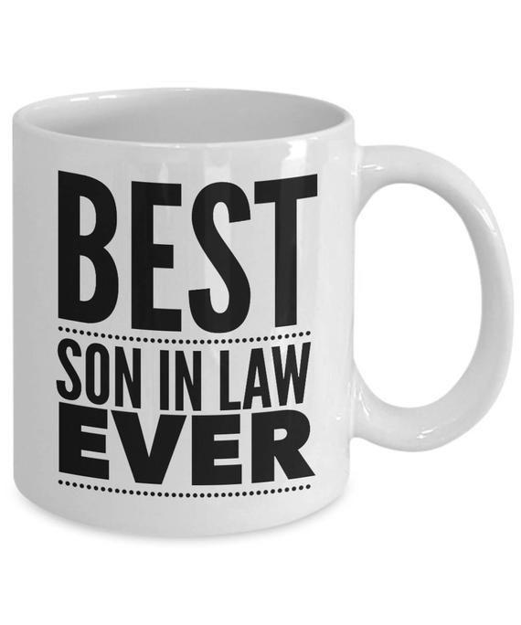World/'s Best Son-In-Law Mug