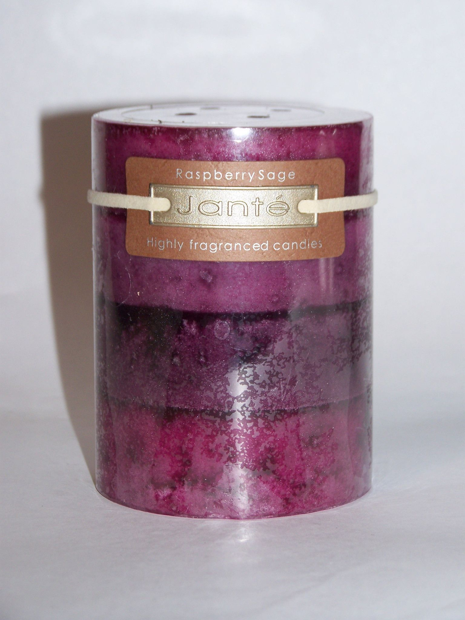 Raspberry Sage Multitone Candle Candles