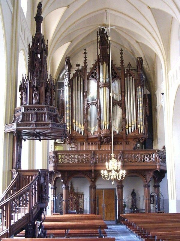St. Servatius kerk - Schijndel