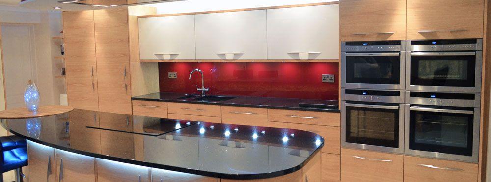 Kitchens Quality Kitchens Kitchen Glass Kitchen