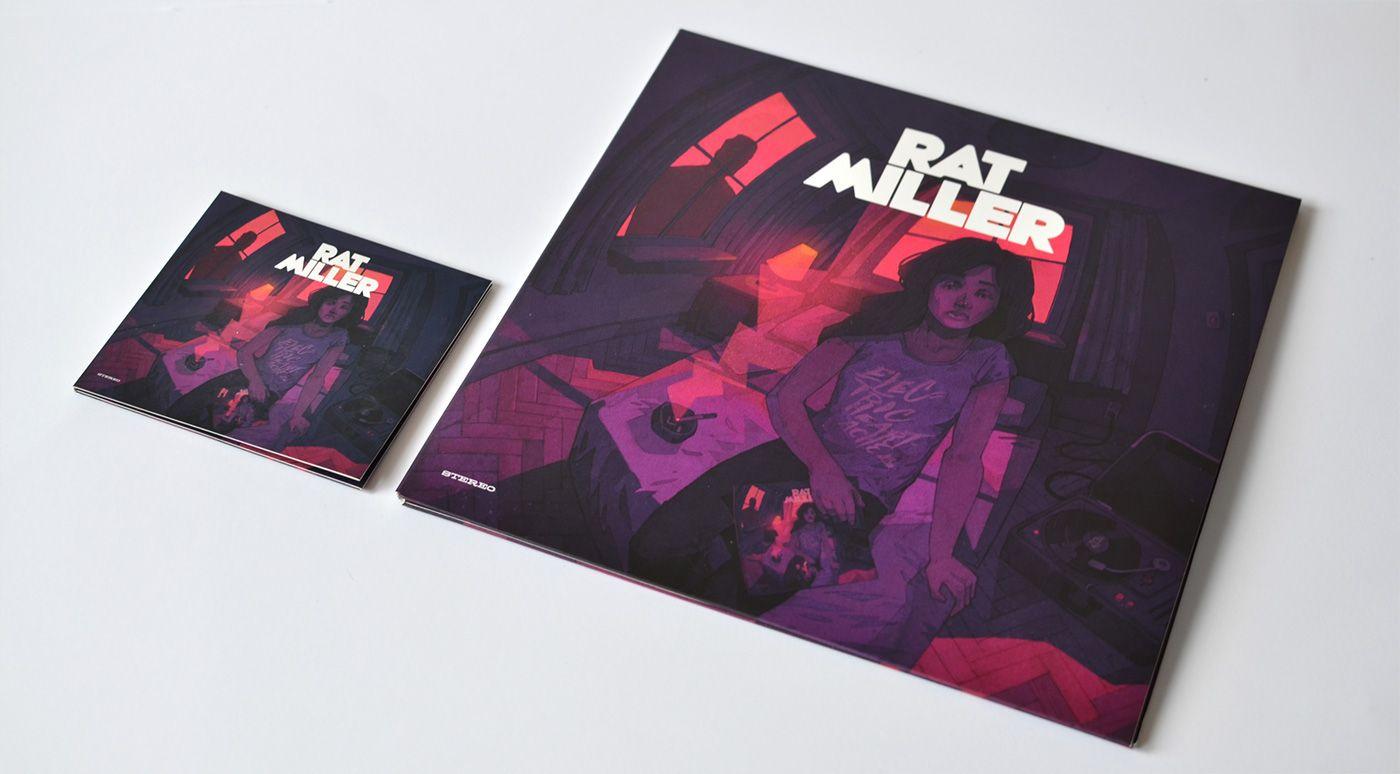 Rat Miller Cover by Patryk Hardziej