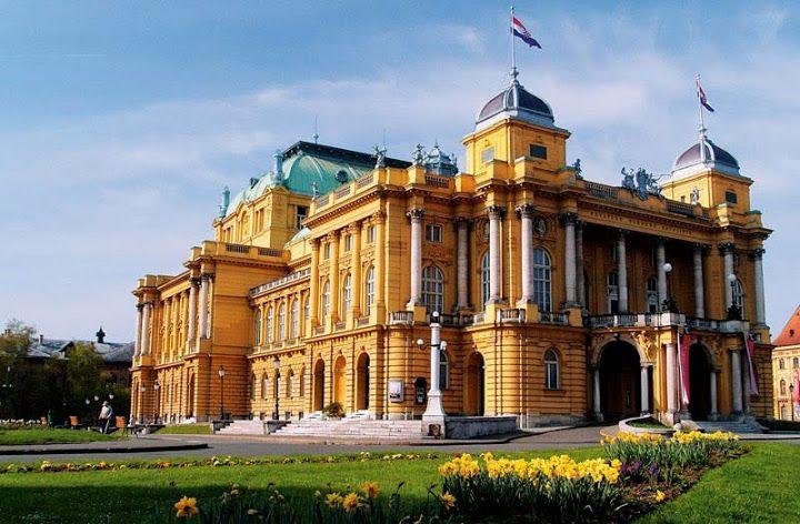 Zagreb Hnk Croatia Zagreb Croatia Croatia City