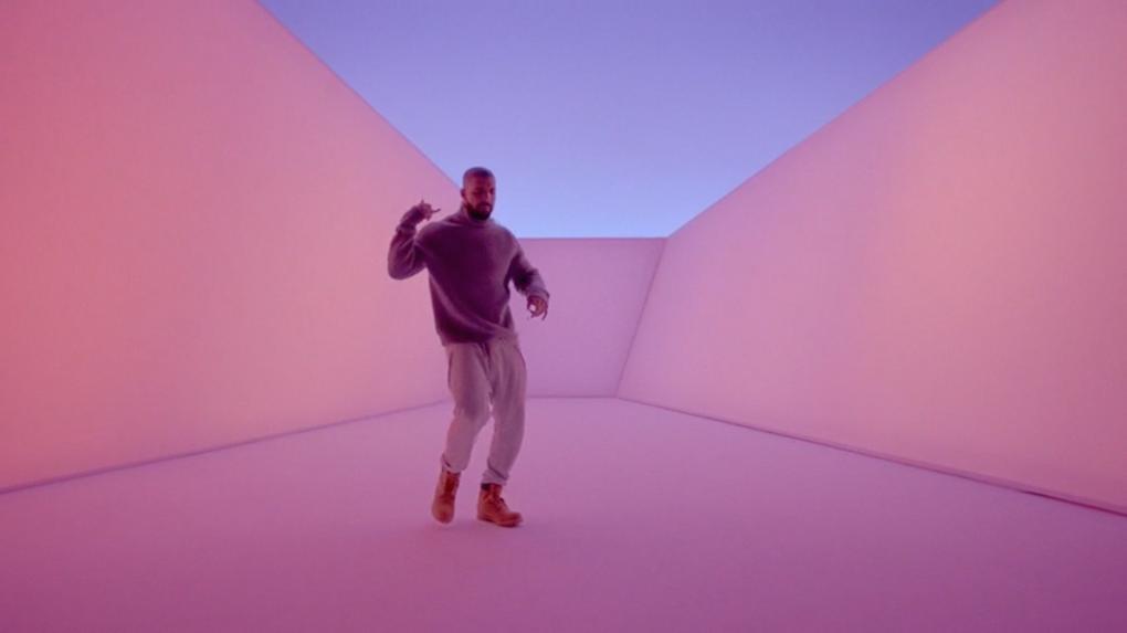 Drake Channels James Turrell In Hotline Bling Video Haha Magazine James Turrell Hotline Bling Pink Aesthetic