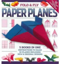 Fold and Play Paper Planes - for B