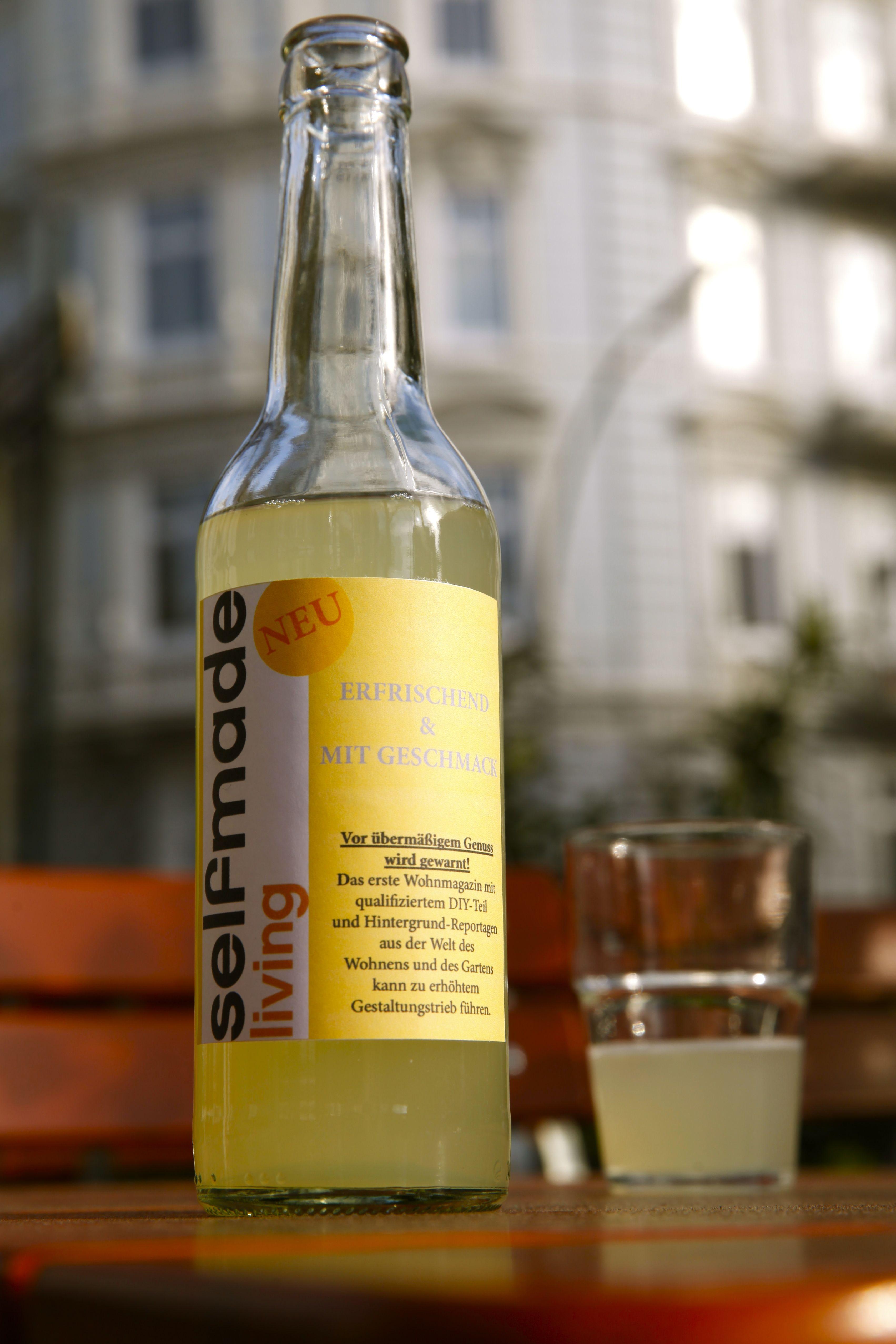 Selfmade Living Magazine Bierflaschen Wohnen Und Garten Selfmade