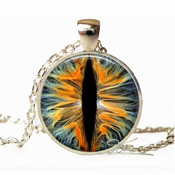 Wholesale-12pcs-lot-Dragon-Eye-Art-Print-Charm-Necklace-Photo-Round-Glass-Dome-Zinc-Alloy-Chain.jpg (690×690)