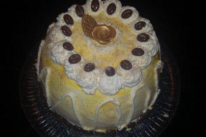 Cappuccino - Eierlikör - Torte