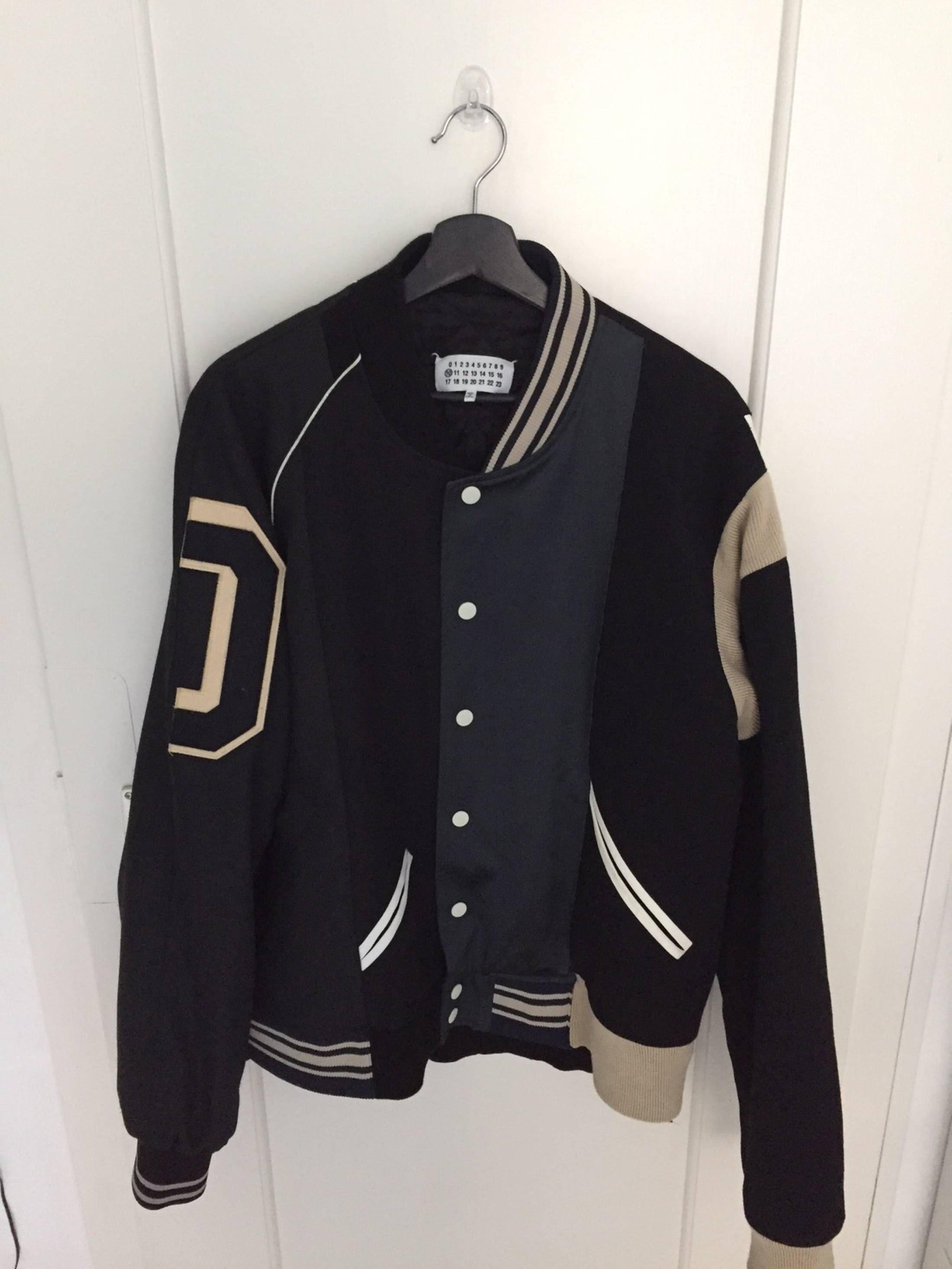 Maison Margiela Maison Martin Margiela Varsity Jacket Size US XL / EU 56 / 4