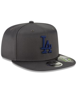 sale retailer 2231a c53ee New Era Los Angeles Dodgers Recycled 9FIFTY Snapback Cap - Gray Adjustable
