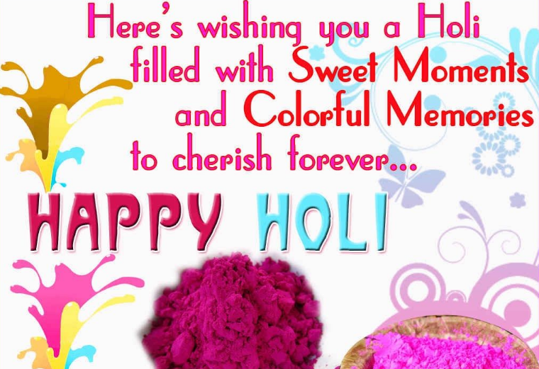 Happy Holi Wishes 2019 Best Happy Holi Greetings And Messages