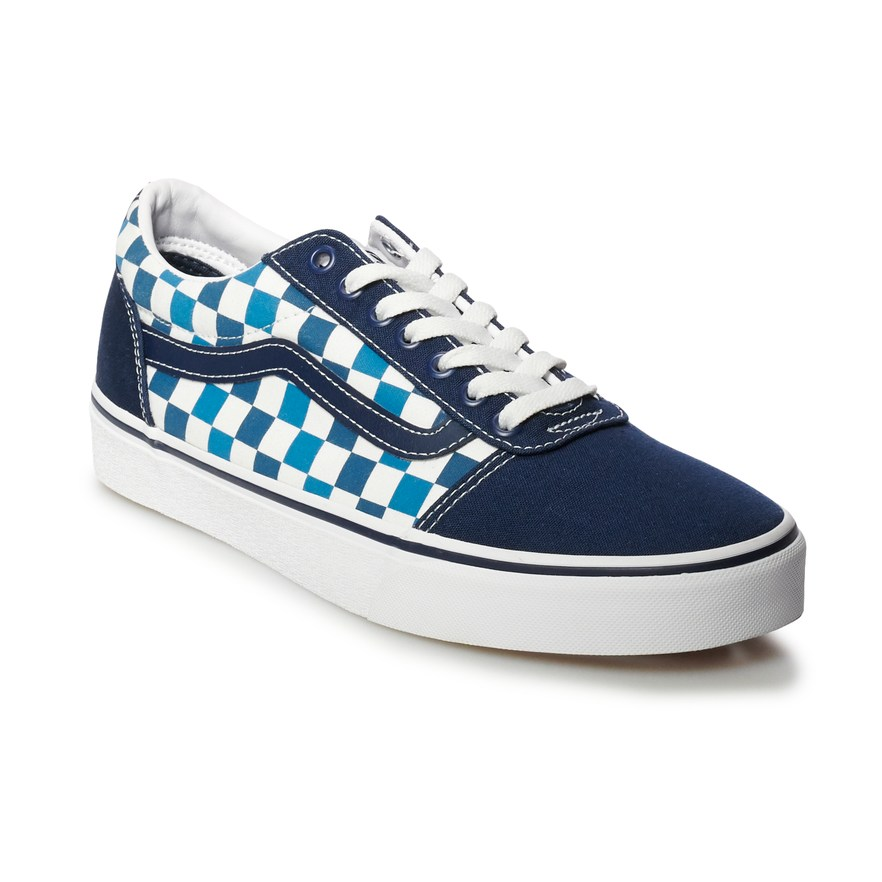 Vans Ward Men's Checkerboard Skate Shoes in 2019   Products