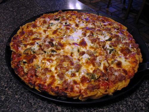 Chicago Essential Home Run Inn Chicago Style Pizza Pizza