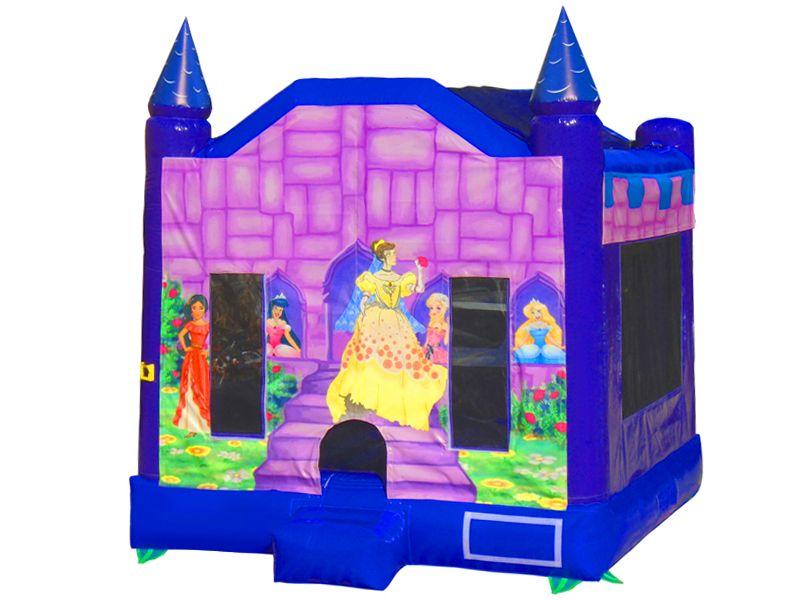 Princess bounce house princess bounce house bounce