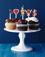 ABC Cake Topper