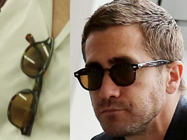 68cf01c484b Jake Gyllenhaal wears a pair of Moscot Lemtosh sunglasses in Demolition  (2016).